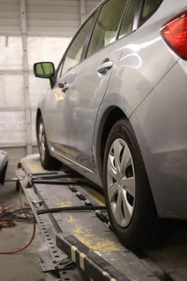 collision repair, Bellevue